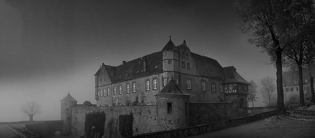 ¤ GERMANY   Untergruppenbach   Burg Stettenfels (Castle)