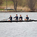 Spring 2015, Saratoga Invitational, Mens 1V 4+