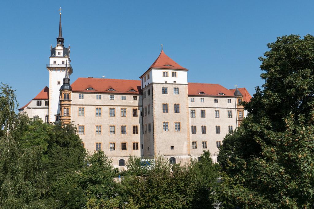Torgau: Schloss Hartenfels