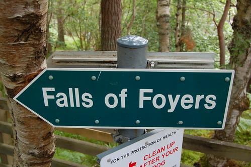 Falls of Foyers