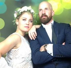 Erika Christensen, Cole Maness Share Stunning Wedding Photograph -- See Her Dress!