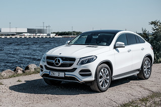 Mercedes GLE Coupe | by Janitors