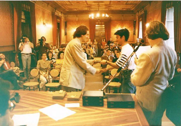 Premio Energheia 1993_I edizione