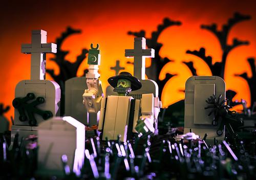 Return of Mennonite of the Living Dead
