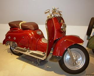 1954 Zündapp Bella 150 R
