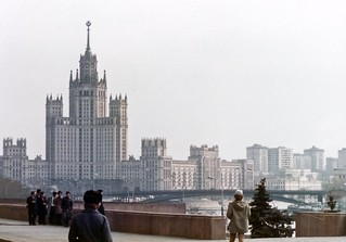 Moscow, early 1980s | by CeriC