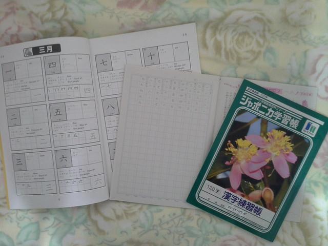 Studying Kangi