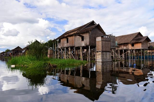 Nampan Pokpa, Inle lake,  Myanmar D810_1030
