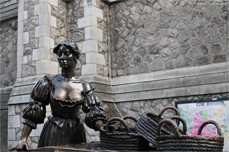 Molly Malone, Dublino. leggende irlandesi