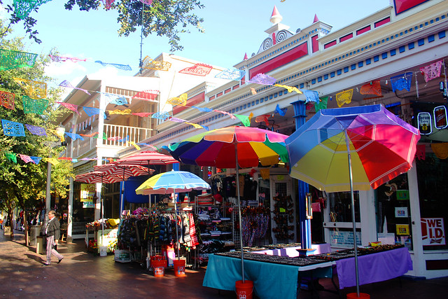 Shops at El Mercado
