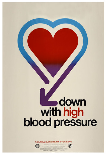 Down with High Blood Pressure | by Archives New Zealand
