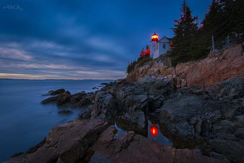 Acadia Reflection