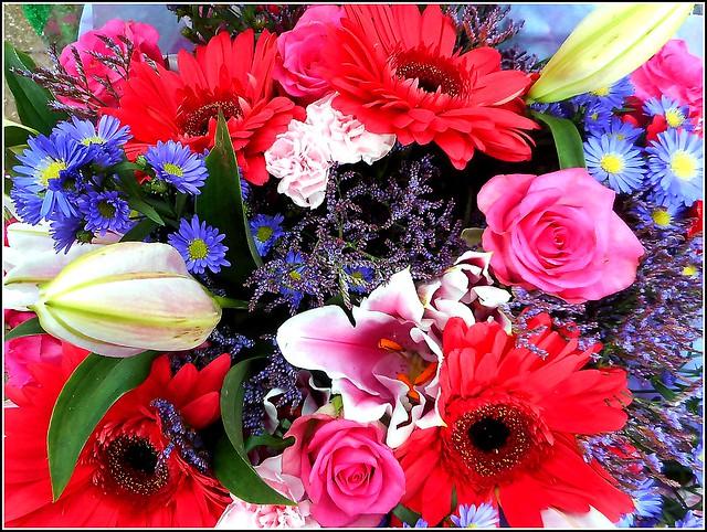 Beautiful Bouquet ..