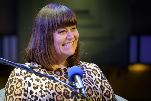 Dawn French   by cheese_scientist