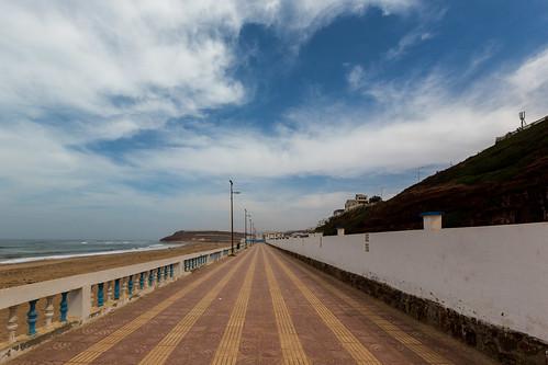 Sidi Ifni walk