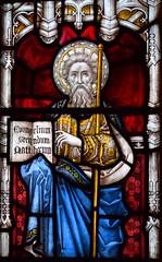St Matthew (Clayton & Bell, 1880)
