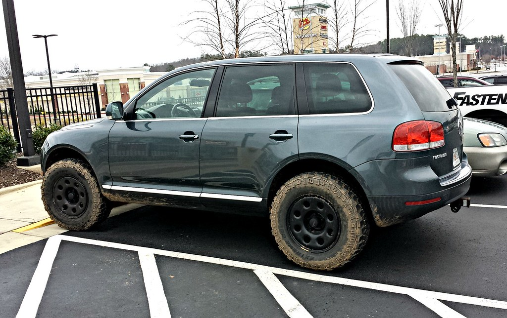 touareg off road tires