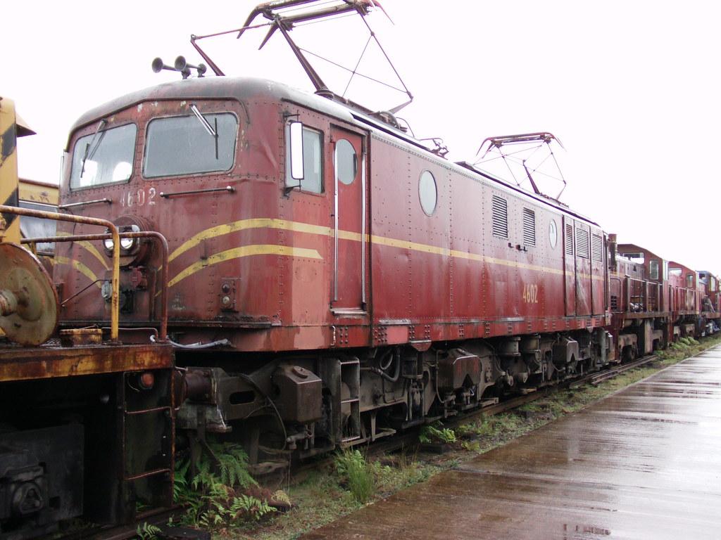 NSWGR 4602 - 46 Class by marhleet