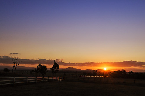 sunset sun landscape farm rurallandscape ruralsunset nikond610 peakcrossingcountry nikon160350mmf40lens