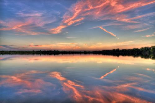 trees sunset red lake reflections louisiana silhouettes peaceful calm serene oxbow bossiercity redriverwildliferefuge sonya7rii