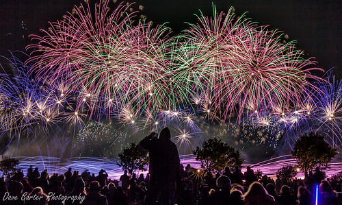 F1 Pyro Win The British Musical Fireworks Championships 2015