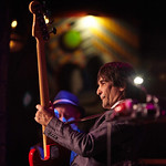 Sun, 01/11/2015 - 10:20pm - Southside Johnny & the Asbury Jukes light up the Cutting Room for an audience of FUV Members. Hosted by Dennis Elsas. Photo by Gus Philippas.