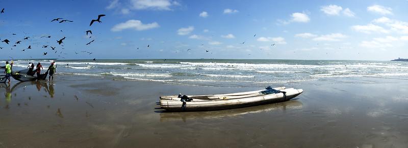Pesca artesanal - Playas