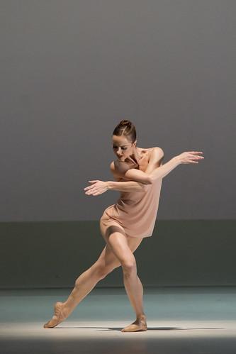 Samantha Raine in action.