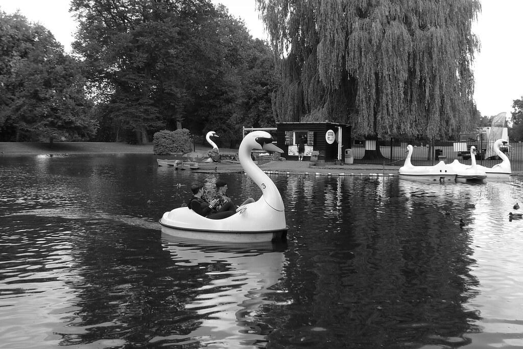 Castle Park, Colchester