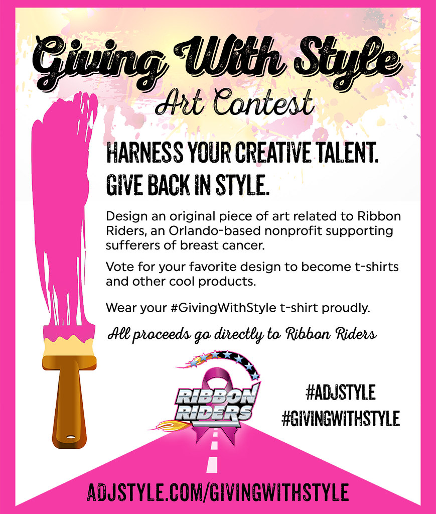 The Giving With Style Art Contest