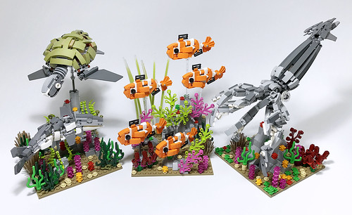 LEGO Coral reef-01