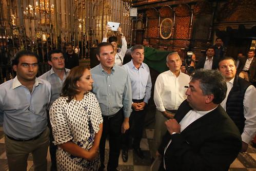 Conservación de la Catedral de Puebla.