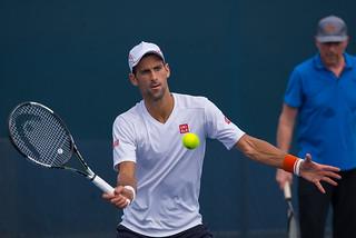 Cincy Open Tennis 2015