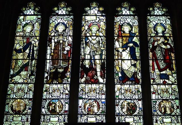 Coventry, Holy Trinity Church