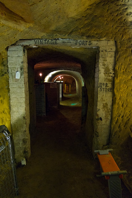 Dorking south street caves