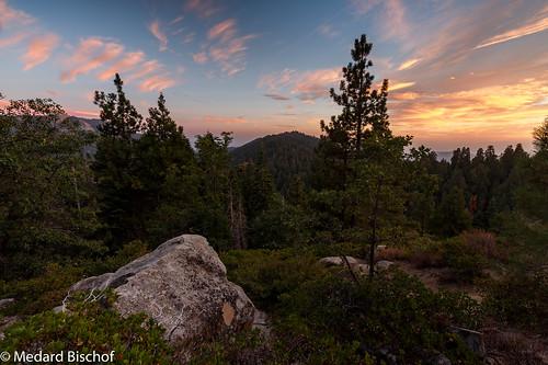 california sunset usa us amerika hume sequoia sequoianationalpark