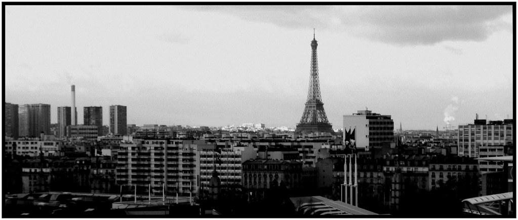 Paris outragé, Paris brisé, Paris martyrisé ....