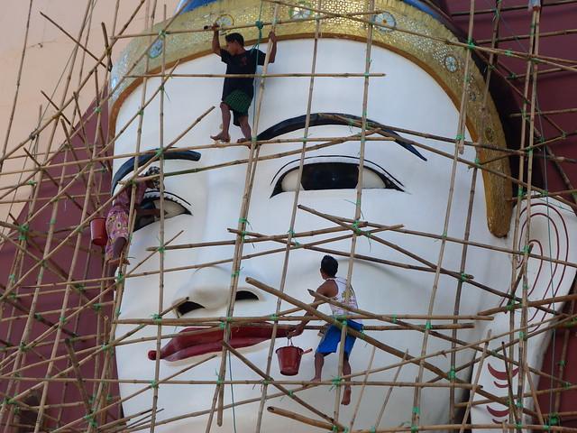 Buda en Bago (¿Qué ver en Myanmar?)