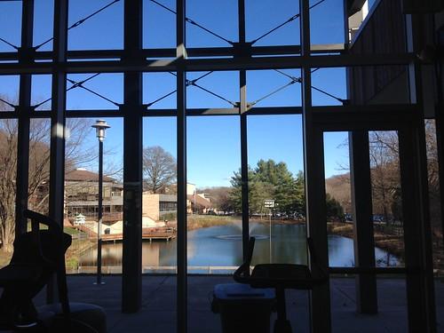 windows maryland fountains ponds parkschool viewbeyond fitnessroom brooklandville hww cmwdblue