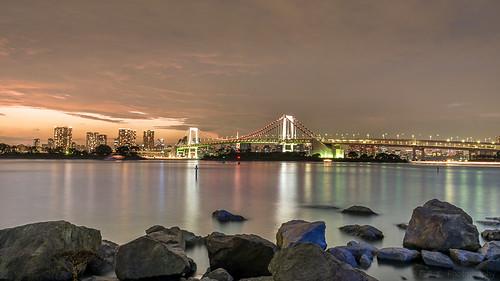 Rainbow Bridge, Tokyo | by fbkphotography