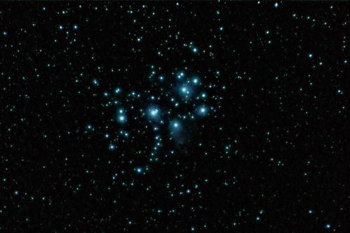 The Pleiades (M45) | by Davide Simonetti