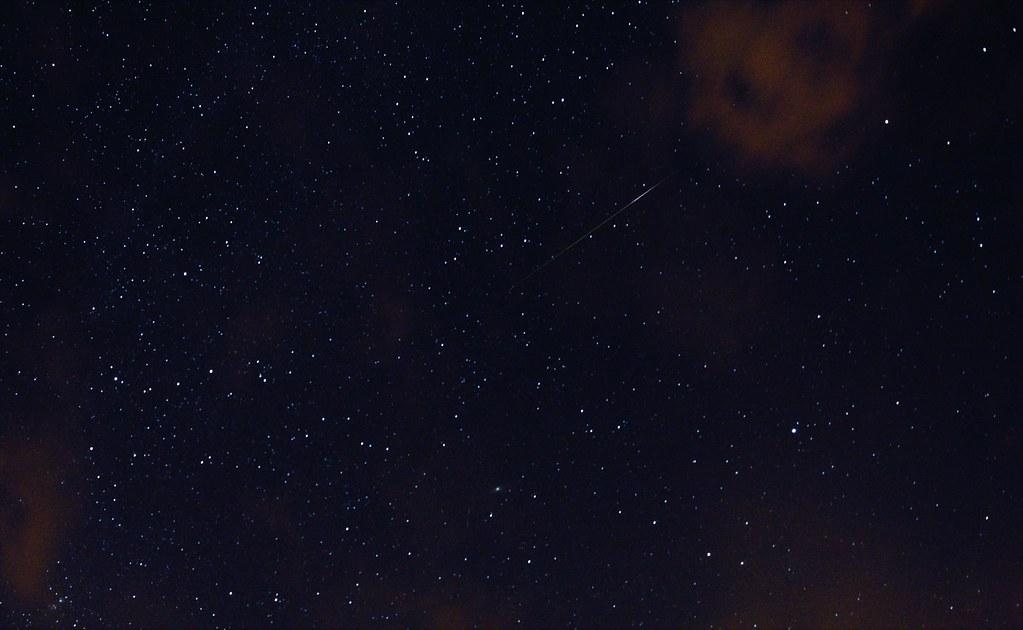 Perseid Meteor 12/08/2015