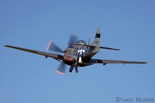 P-51D Mustang Marinell The Victory Show 2015 | by stu norris