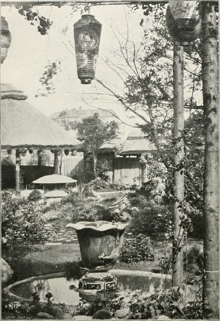 "Image from page 19 of ""Die Gartenkunst"" (1899)"