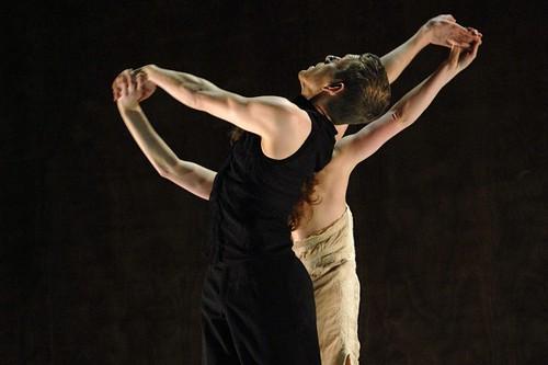 Un momento dello spettacolo in una foto di Bolesch