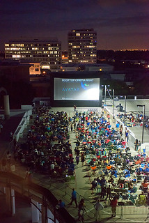 Rooftop Cinema Series 2015 | by South Lake Avenue