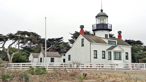 California-06552 - Point Pinos Lighthouse