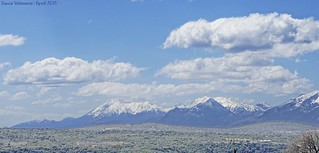 Mt. Taygetos at spring   by panosvelissaris