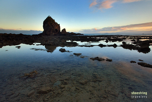 ocean longexposure sea sun seascape beach rock sunrise landscape coast seaside philippines shore aurora islet baler rockformation ndfilter luksolukso diguisitbeach