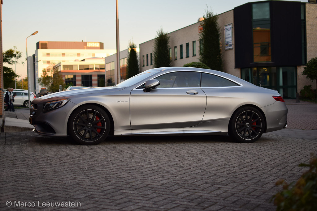 Mercedes Amg S63 Coupe Www Autogespot Be Nl Mercedes Benz
